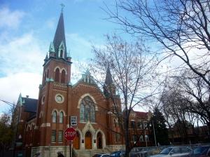Украинская православная церковь св.Владимира
