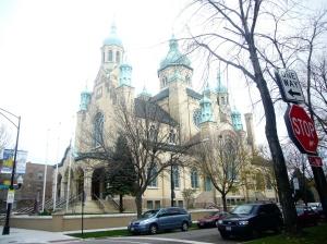 Украинский католический собор св.Николая
