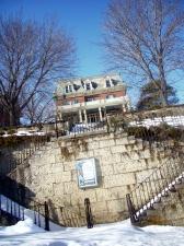 Вилла-пансион 19 века, на продаже за $595,000
