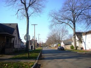Дорога до української церкви Св. Іоанна в Детройті