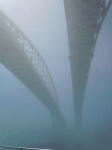 Близнецы-мосты Blue Water Bridges
