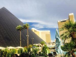 Hotel LUXOR, Las Vegas